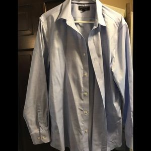 Banana Republic Large Dress Shirt Light Blue